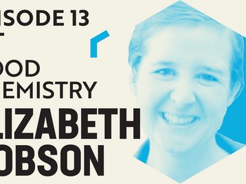 Elizabeth Hobson: Social Networks, Dominance Hierarchies & Learning to Code   Good Chemistry #13