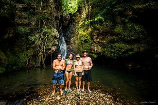Explore and Swim Naikorokoro Waterfall