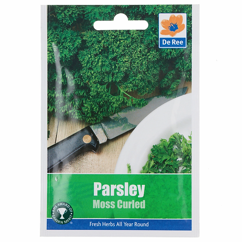 De Ree Parsley Moss Curled Seeds