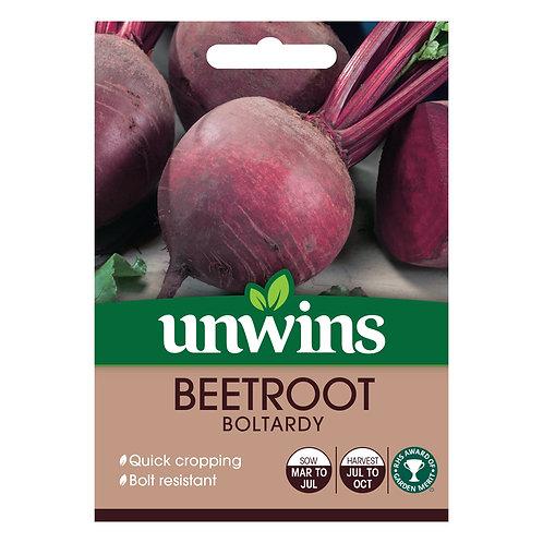 Beetroot Boltardy (Unwins)