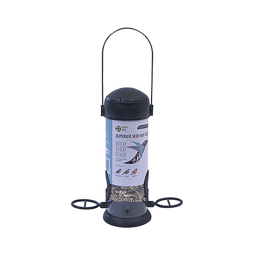 Henry Bell Pre-Filled Superior Seed Mix Feeder