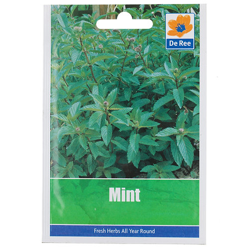 De Ree Mint Seeds