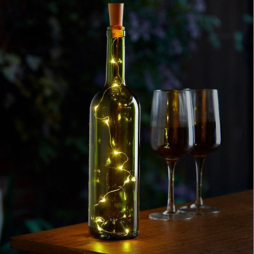 Bottle It! Warm White String Lights - 10 Pack