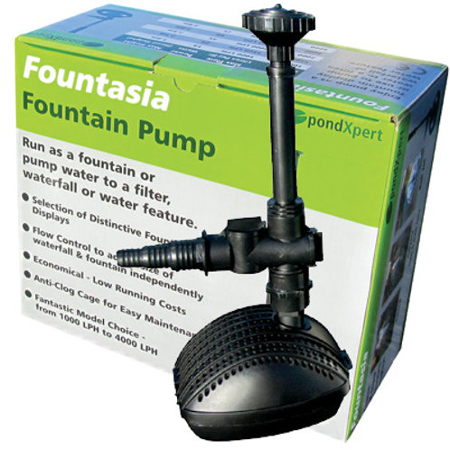PondXpert Fountasia 1000 Fountain Pump