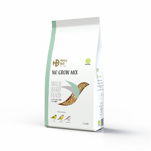 Henry Bell No Grow Seed Mix 2kg