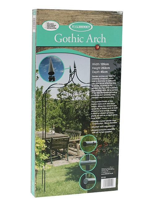Tildenet Gothic Arch 2.53m High