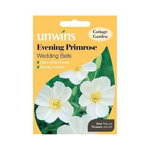 Unwins Evening Primrose Wedding Bells - Approx 250 Seeds