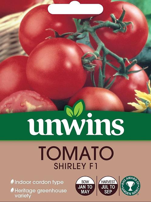 Tomato Shirley F1 (Unwins)