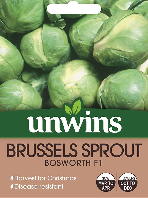 Brussels Sprout Bosworth F1 (Unwins)