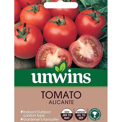 Tomato Alicante (Unwins)