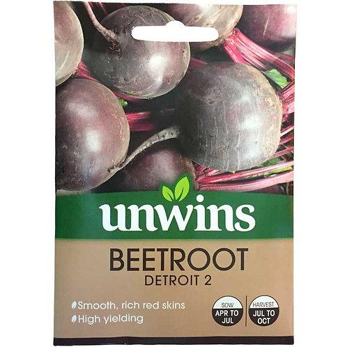 Beetroot Detroit 2 (Unwins)