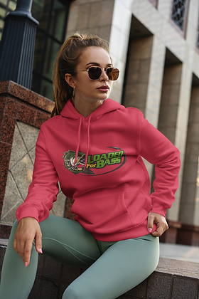 Loaded For Bass Hoodie