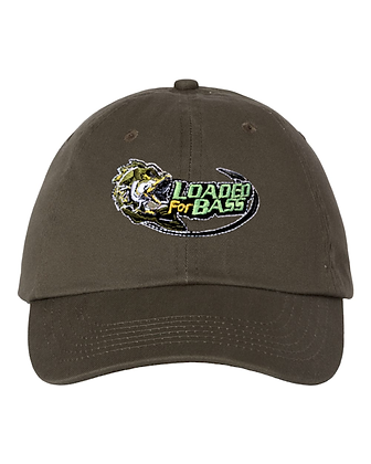 Loaded For Bass Logo Cap