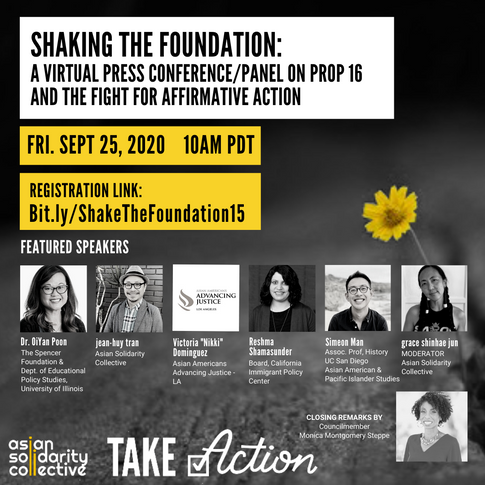 Shaking the Foundation: Fight for Affirmative Action