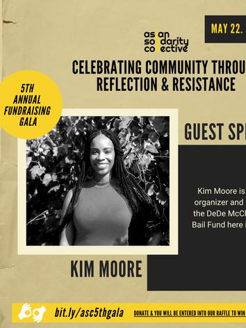 ASC 5th Gala feat Kim Moore