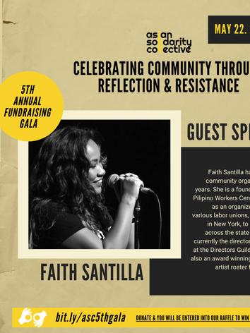 ASC 5th Gala feat Faith Santilla