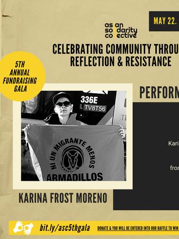 ASC 5th Gala feat Karina Frost Moreno