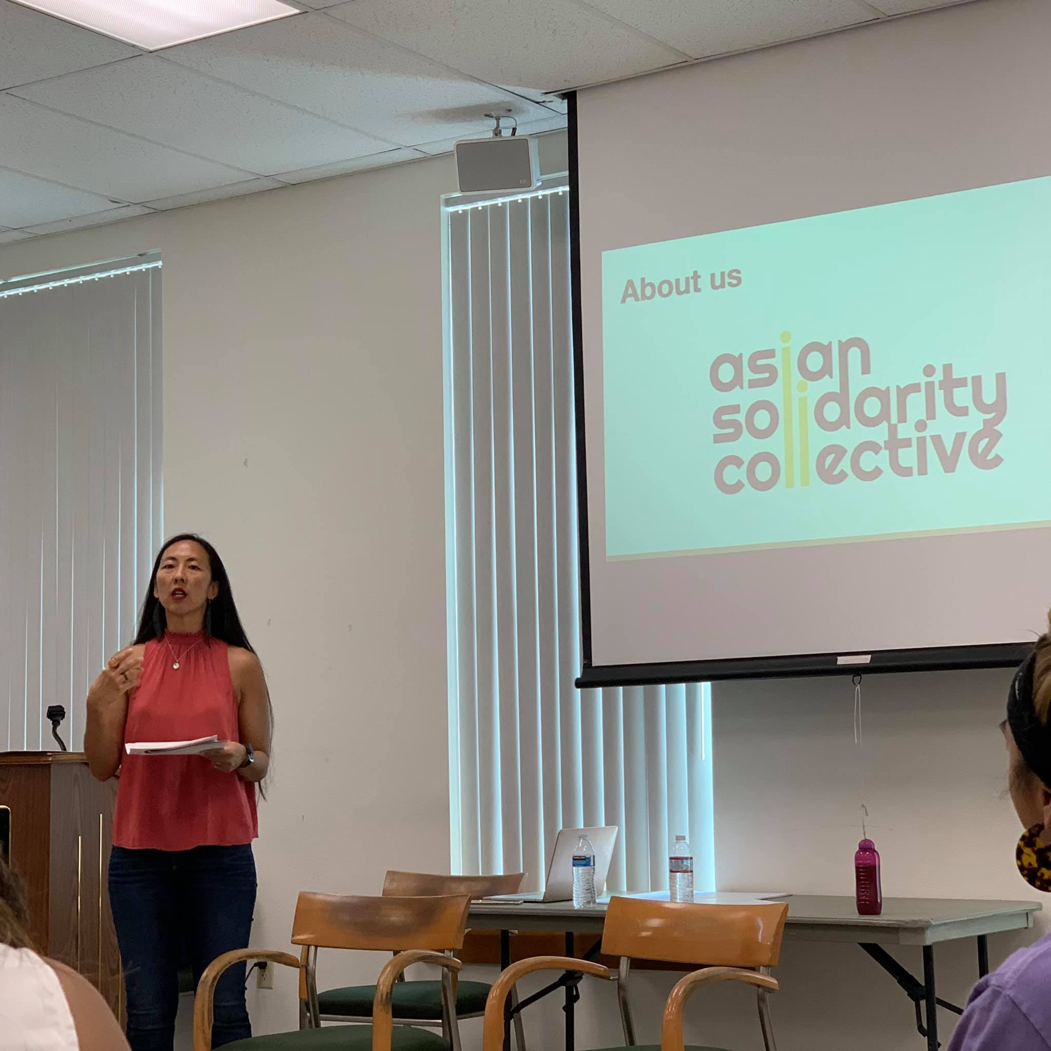 Asian American Identities Workshop