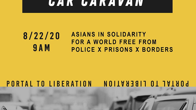 ASC's Portal to Liberation Car Caravan