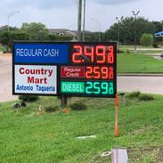 gas ground