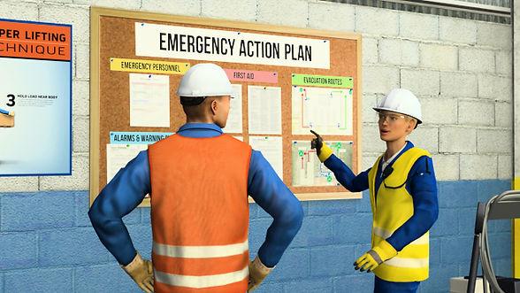 Emergency Action Plan, Emergency Response Houston TX