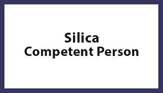 Silica Competent Person, Silica Competent Person Houston TX