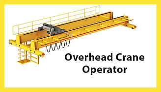 Overhead Crane Operator Training, Overhead Crane Operator