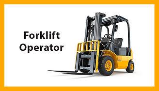 Forklift Operator Training, Forklift Operator Training Houston TX