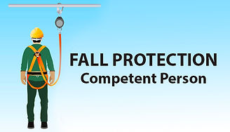 Fall Protection Competent Person, Fall Protection Course Houston TX