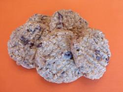 Coconut Oatmeal Raisin