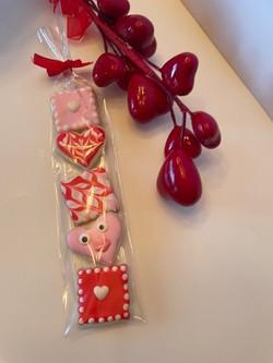 Mini Valentine Cookies