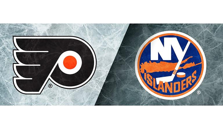 Flyers vs Islanders Preseason Suite Game