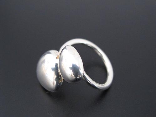 Chris Lewis Silver ring
