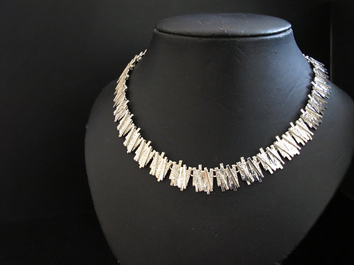 Chris Lewis Solid Silver necklace