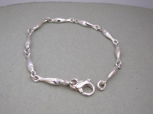 Fish Link Bracelet