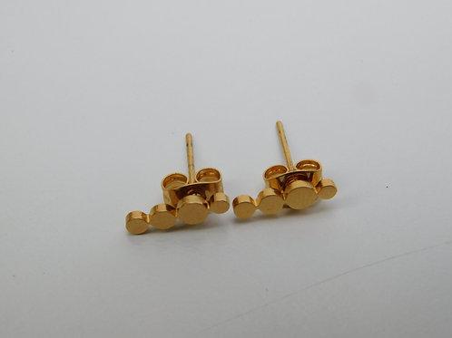 Rondjes oorbellen