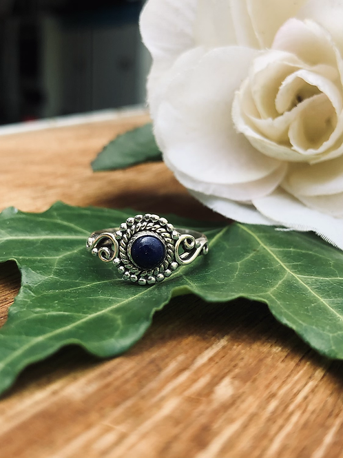 Helios lapis lazuli