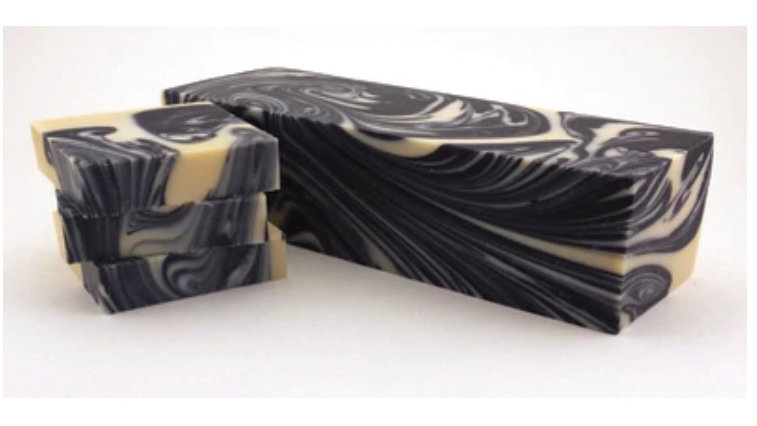 Charcoal Cream Soap