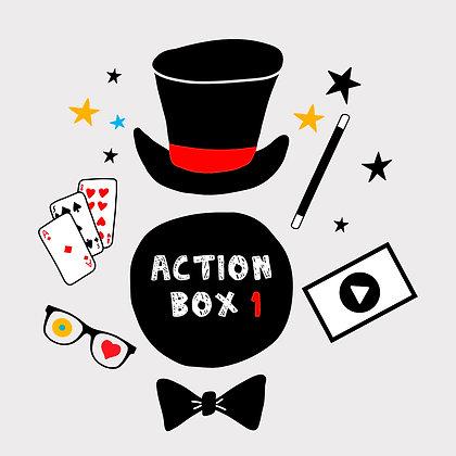 ibii The Fantastic Magic Box - base level with 12 videos