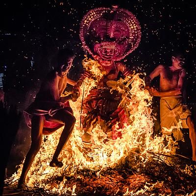 Theyyam- Human God