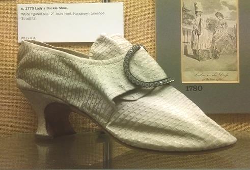 1770 Buckle Shoe