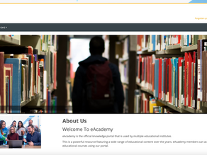 How to Use eAcademy (Moodle) for Online Course