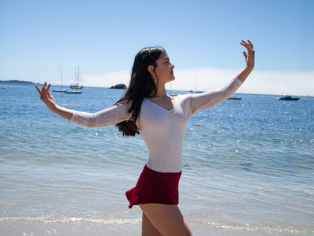 """Dancer Spotlight: Norah: 2019 """"Snow Queen"""""""