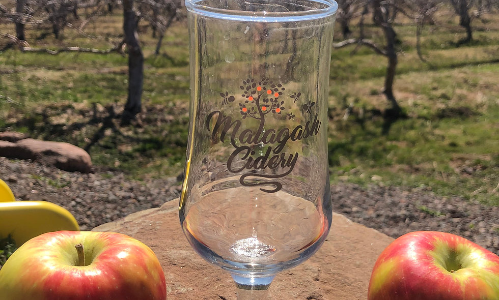 12 Oz Stemware Glass