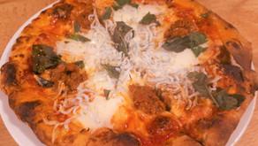 カラブリア風ピザ