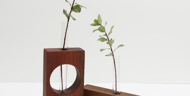 Porthole Vases