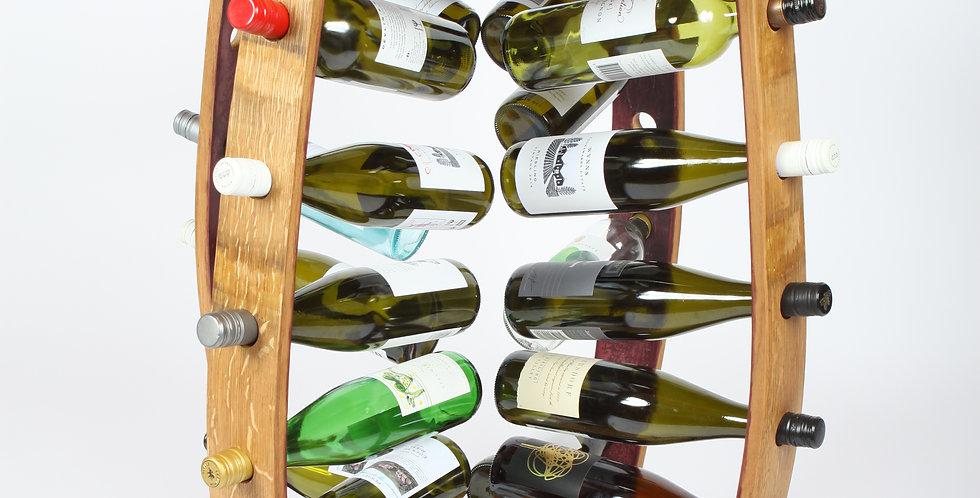 Bar Table Wine Rack
