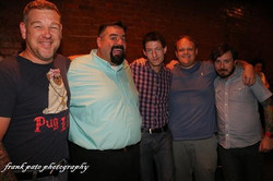 Jerry Harvey, Alex Tainsh, Matt Mitchell, and Joe Pettis 6-28-2015