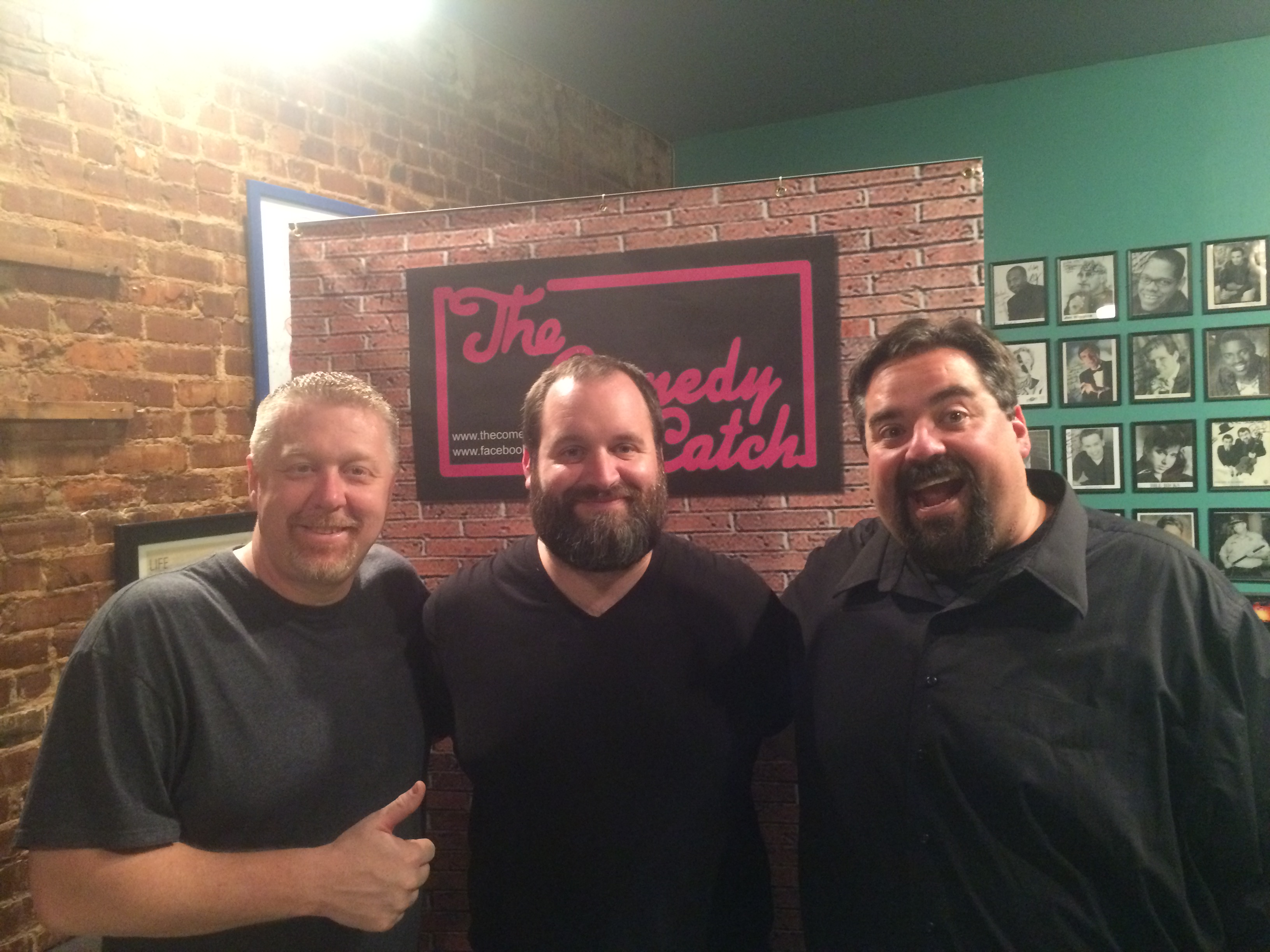 Rodney Wiggins and Tom Segura 5-6-2015