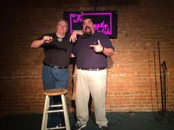 With Joe Hobby 7-9-2015